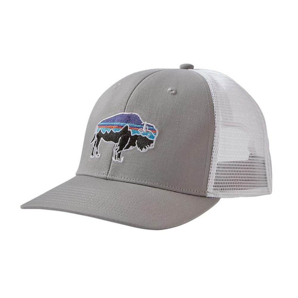 Patagonia Fitz Roy Bison Layback Trucker Hat