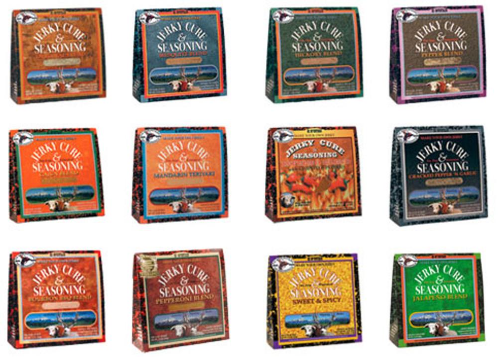 Hi Mountain Jerky Cure Seasoning Westside Stores
