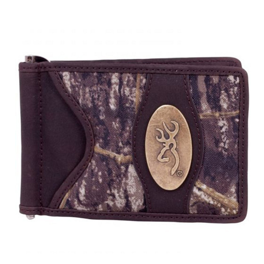 Browning Bi-Fold Wallet, Camo
