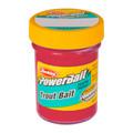 PowerBait Original Scent Trout Bait, 50 g In Florescent Red