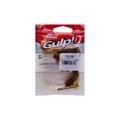 """Gulp 1"""" Crickets New Re-seal zipper bag"""