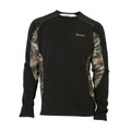Rocky Venator Men's Long-Sleeve Thermal Tee - Front View