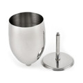 Chinook Timberline - Nesting Wine Goblet Stainless steel - twists apart for easy storage