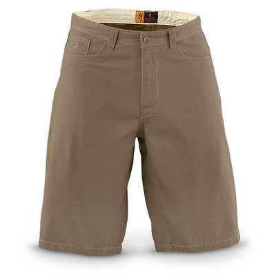 Browning Olympus Shorts In Mudslide