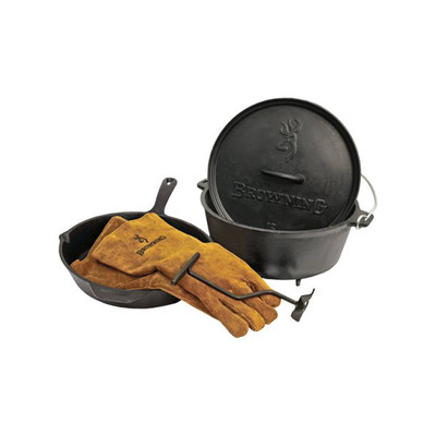 Browning Cast Iron Cookware Set