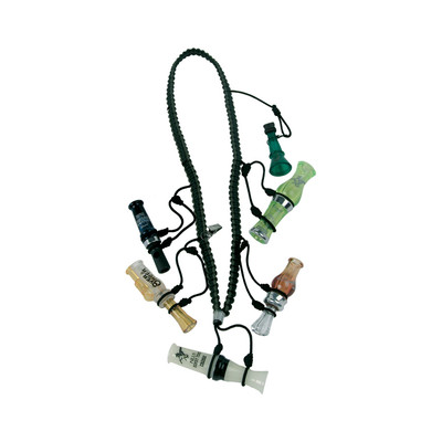 Primos 5-Call Lanyard - Calls not included