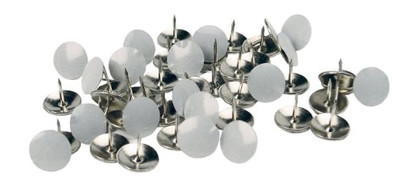 Allen Reflective Trail Marking Tacks, 50 pk