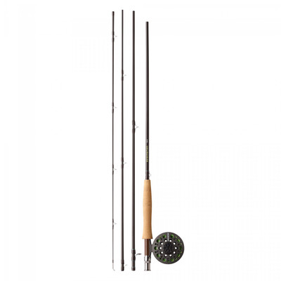 Redington Path Fly Fishing Outfit, 9', 6 wt, 4 pc
