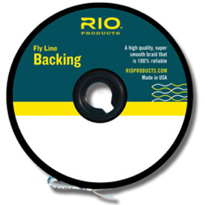 Rio Fly Line Backing, 100 yd, 30 lb