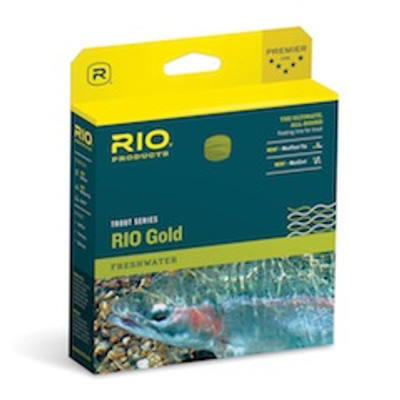 Rio Gold Floating Line, Melon/Gray