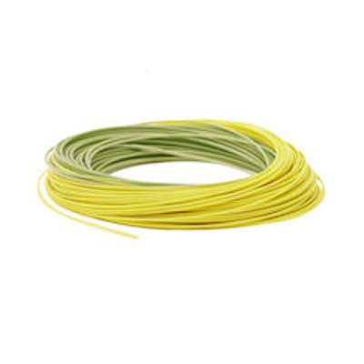 Rio Gold Floating Line, Moss/Gold