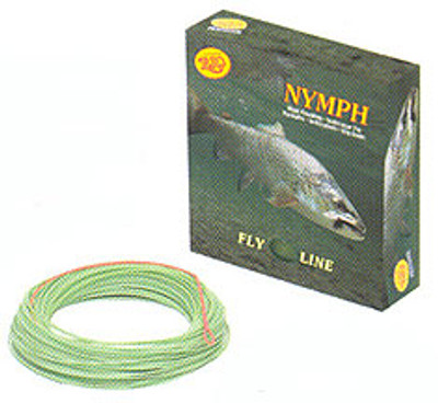 Rio Nymph Floating Line, Light Green