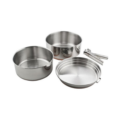 Chinook Plateau, Cook set S/S