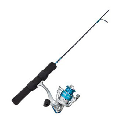 GLACIER ICE FISHING COMBO MEDIUM 30""