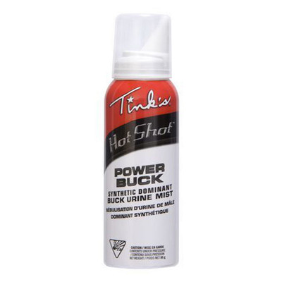Tink's Hot Shot Power Buck Synthetic Buck Urine