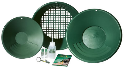 Garrett Gravity Trap Gold Panning Kit
