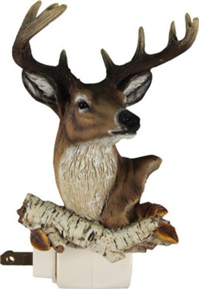 Rivers Edge 3D Night Light w/Sensor, Deer