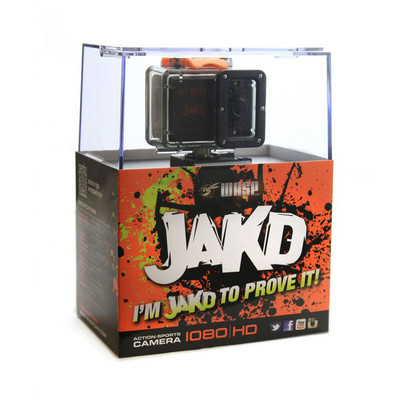 WASPcam Jakd Action Camera