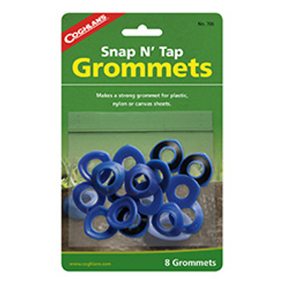 Coghlans Grommets, 8 pk