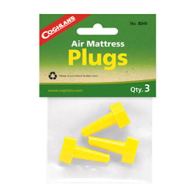 Coghlans Air Mattress Plugs