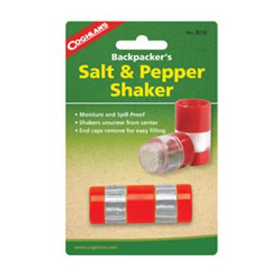 Coghlans Backpacker Salt & Pepper Shaker
