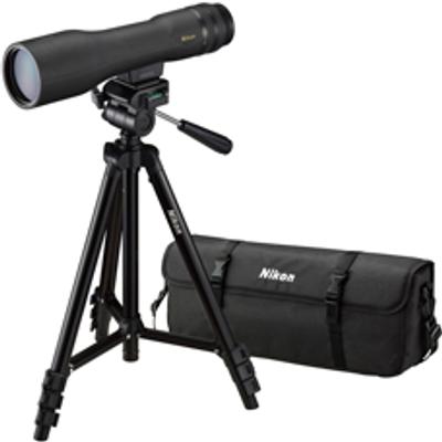 Nikon Prostaff 3 Fieldscope Kit, 16-48 x 60 mm