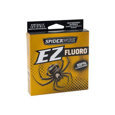 Spiderwire EZ Fluoro, Clear, 200 yd