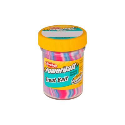 PowerBait Original Scent Trout Bait, 50 g In Captain America, Red/Blue/White