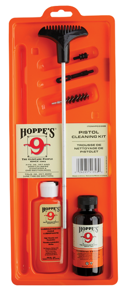 Hoppe's Pistol Cleaning Kit and Storage Box
