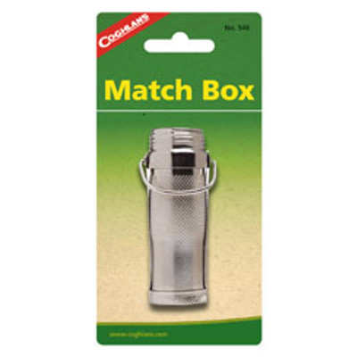 Coghlans Brass Match Box