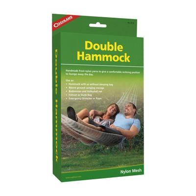 Coghlans Double Hammock, Nylon Mesh
