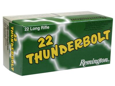 Remington 22 Thunderbolt, 500 rounds