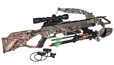 Excalibur Matrix 330 Crossbow, Lite Stuff Package