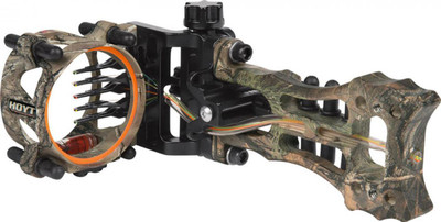 Hoyt Pro Series Sight, Micro 5 Pin, RT XTRA
