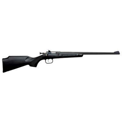 "KSA ""Davey Crickett"" .22, Black Synthetic"