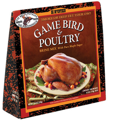 Hi Mountain Game Bird & Poultry Brine Mix