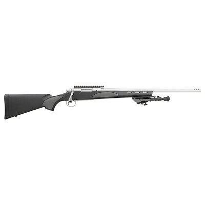 Remington 700 VTR, Stainless Rifle