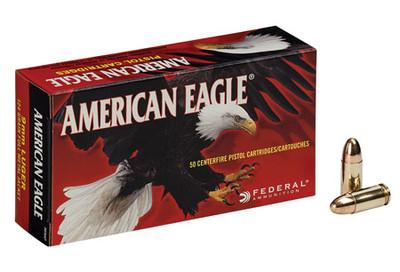 American Eagle, 45 Auto, 230 Gr FMJ