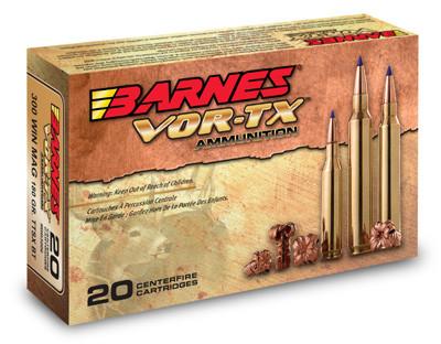 Barnes VOR-TX, Tipped TSX BT