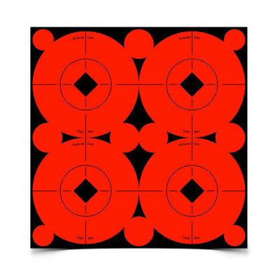 "Birchwood Casey Target Spots 3"", 40 pk"