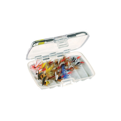 Plano Fly Box Clear w/Foam, Small