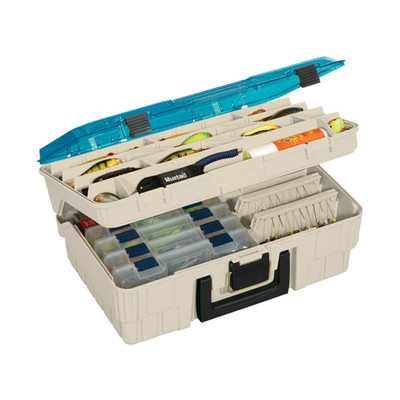 Plano Magnum Satchel Tackle Box, 2 Level