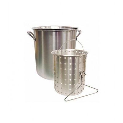 Camp Chef Aluminum Cooker Pots, 24 Quart