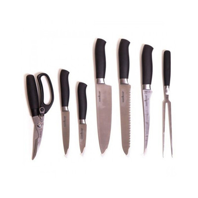 Camp Chef Professional 9 Piece Knife Set