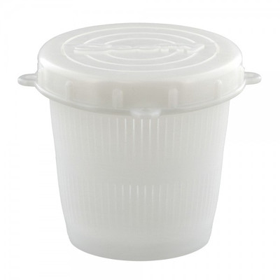 Scotty 1/2 L Bait Jar, White