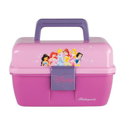 Shakespeare Disney Princess Tackle Box