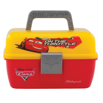 Shakespeare Disney-Pixar Cars Tackle Box