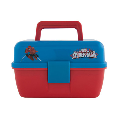 Shakespeare Marvel Spiderman Tackle Box
