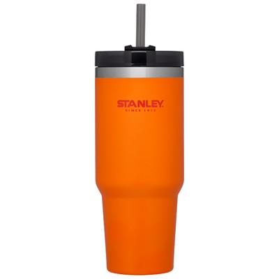 Stanley Adventure Vacuum Quencher Travel Cup, 30 oz. In Orange