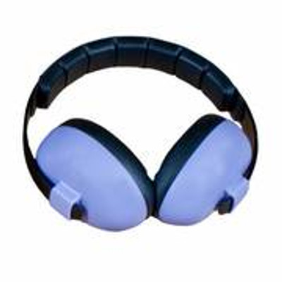 KidCentral Banz Mini Earmuffs, 0-2 years